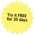 Try it FREE for 30 days